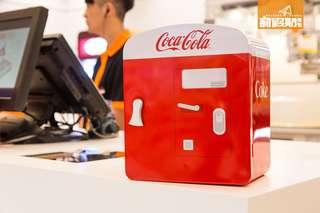 限量版可口可樂儲物鐵盒