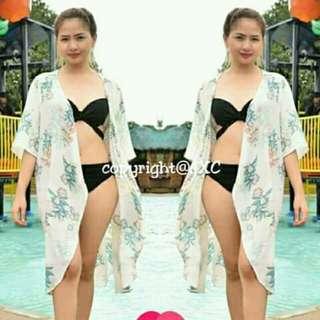 Harlene Long Kimono
