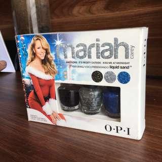 (Dapat 3) OPI Nail Polish Original, Glitter Liquid Sand Mariah Carey Edition