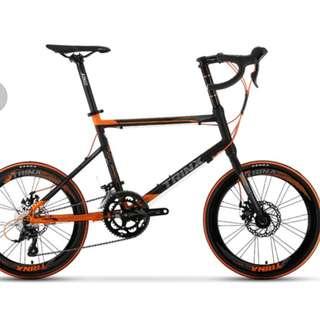 彎把小輪徑單車