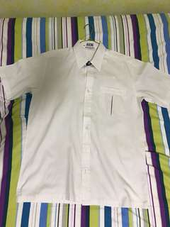 Anglo Chinese School (Barker) ACS School shirt size 14 1/2