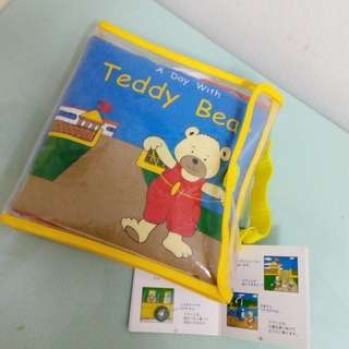 Baby cloth story book