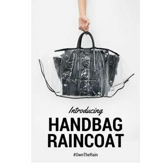 * Instock * The Handbag Raincoat