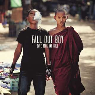 Fall Out Boy - Save Rock And Roll 2 CD Digipak  Brand New Sealed.