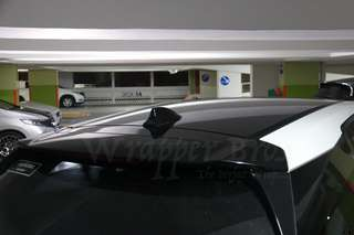 Honda Roof wrapping