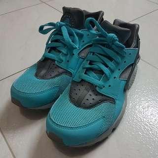 Nike Air Huarache light blue,grey淺藍灰色夏娃池
