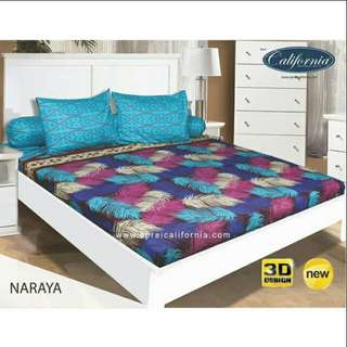 Sprei California King