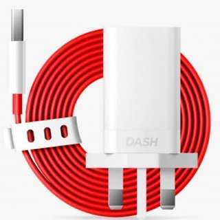 Dash Power Adapter + Dash Type -C cable  # OnePlus