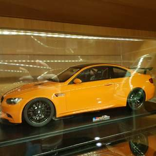 BMW M3 GTS 1:18 Orange GT Spirit