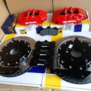 Big brake kit AP Racing