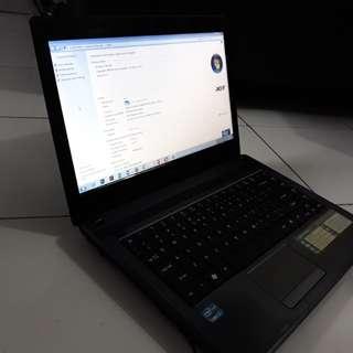Laptop Acer Aspire 4349 i7