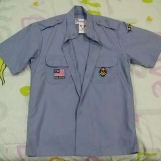 Professor Scout Uniform Shirt