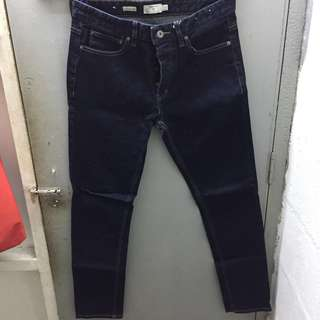 Topman stretch slim denim/jeans