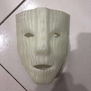 Glowing Mask
