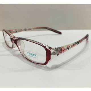 [INSTOCK] FOREVER FULL FRAME SPECTACLES (PRESCRIPTION SPECTACLES / WEAR FOR FASHION )