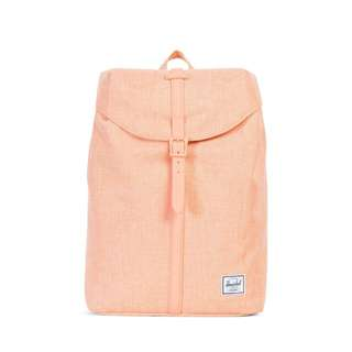 Authentic Herschel Supply Co. Post backpack in Nectarine- Mid Volume