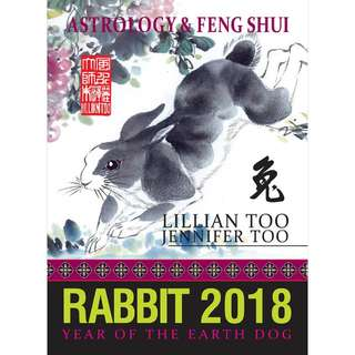 Lilian Too Rabbit Feng Shui 2018