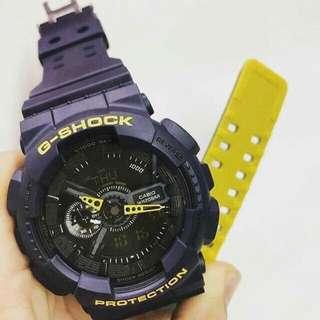 GSHOCK GA110 2TONED