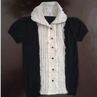Cutie Stylish Blouse PHP 60 Only!