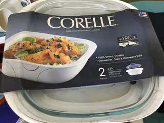 Correlle 2.35L with lid new