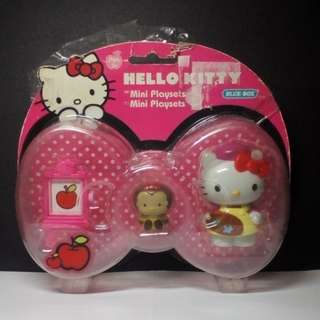 Sanrio License Hello Kitty Mini Playset No. 2