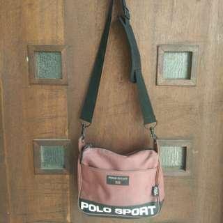 Sling bag polo sport