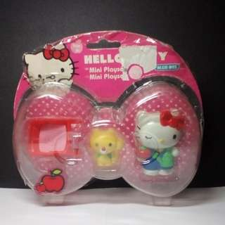 Sanrio License Hello Kitty Mini Playset No. 1