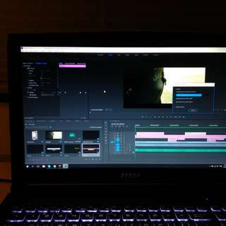Editing Video Services