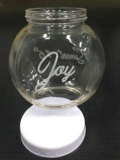 Personalise Glass Jar