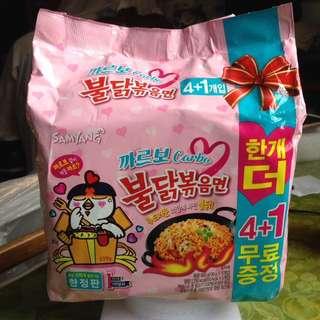 勁辣撈麵♨️♨️韓國製造😋😋😋