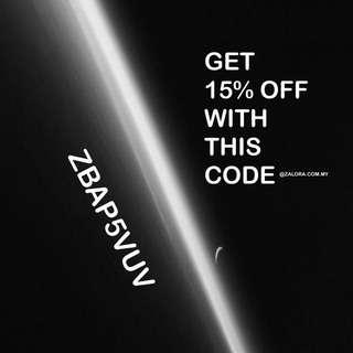 Zalora discount code (4)