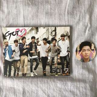 GOT7 Got Love (GOT♡) 2nd Mini Album