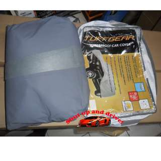 All Weather Car Cover for SUVs Fortuner, Montero Sport, MU-X, Pajero, Land Cruiser etc.