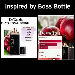 Inspired perfumes (MEN)