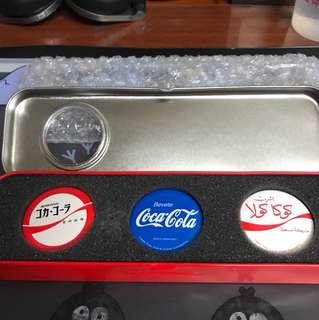 可口可樂 紀念徽章