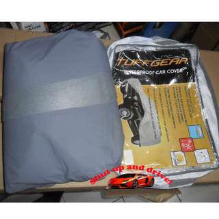 All Weather Car Cover for SUVs Nissan Patrol Ford Expedition Trailblazer Ford Explorer, etc.