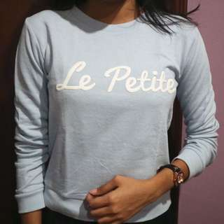 FOREVER 21 LE PETITE TOP