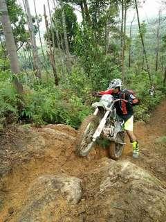 Lets fun trail at BATAM