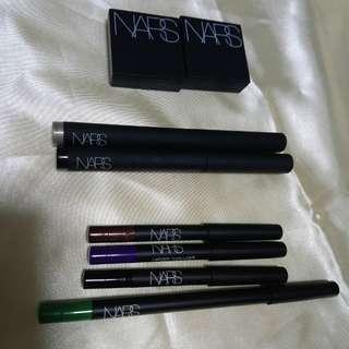 NARS Makeup eyeshadow stick eyeliner