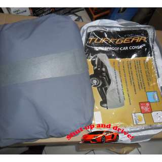 All Weather Car Cover for AUVs Innova Avanza Adventure Revo Crosswind Sportivo etc.