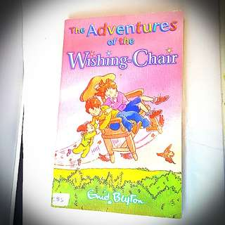 Wishing Chair by Enid Blyton