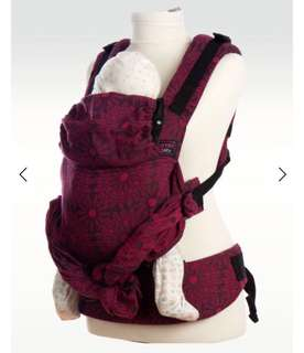 Baby Carrier Emeibaby Full Mandela barberry WC