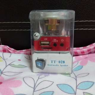 MP3 Player & radio