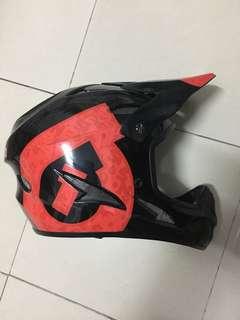 661 full face helmet