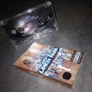 Kaset   Jay Z & Linkin Park - Collision Course
