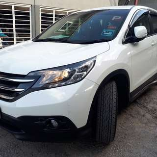 Honda CRV 2.0 4wd for sales .direct owner