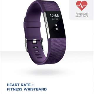 Fitbit Charge 2 (no wristband)