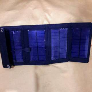 Solar Panels  , portable,  foldable,  can use almost all standard mobile devices.