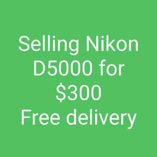 D5000 nego for fast deal
