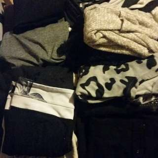 Lulu lemon pants and more.   Have added a few more pieces.
